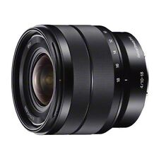 Sony E-mount Auto & Manual Focus Wide Angle Camera Lenses