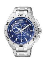 Silber Citizen Armbanduhren für Herren