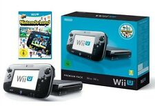 Wii U - Deluxe Video Game Consoles with Internet Browsing