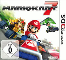 PC - & Videospiele mit Gebrauchsanleitung für den Nintendo 3DS-Kartfahren Mario