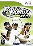 Tennis Nintendo Wii Video Games with Multiplayer