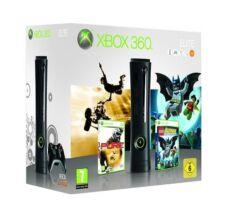 Microsoft Xbox 360 mit 120 GB Festplattenkapazität und Regionalcode PAL
