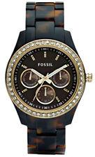 Fossil Runde Armbanduhren für Damen