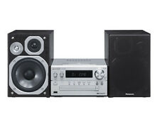 Panasonic Kompakt-Stereoanlagen für CD-R