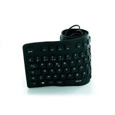 Claviers et pavés numériques souples avec clavier