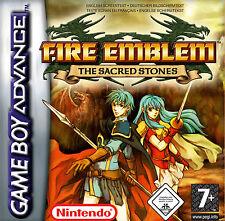 PC - & Videospiele für den Nintendo Game Boy Advance-Emblem Fire