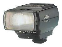 Metz Kamera-Blitzgeräte mit AF-Hilfslicht und Universal-Zubehörschuh