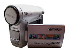 Samsung Removable Storage (Card/Disc/Tape) DVD Camcorders