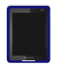 Tablettes et liseuses bleus avec Wi-Fi