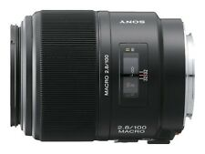 Auto & Manual Focus DSLR Camera Lenses for Sony 100mm Focal