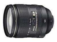 Nikon AF Camera Lenses 24-120mm Focal