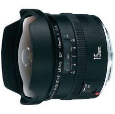 Fisheye f/3.5 Camera Lenses for Canon