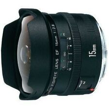 Fisheye Lenses for Canon Cameras