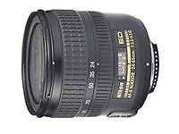 Nikon F Auto & Manual Focus Camera Lenses 24-85mm Focal