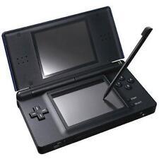 Consoles de jeux vidéo noirs DS Lite
