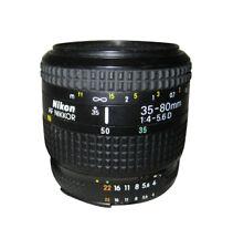Nikon Portrait Camera Lenses