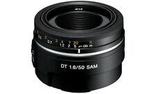 Fixed/Prime Camera Lenses for Sony with Custom Bundle