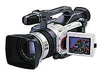 Canon MiniDV Removable Storage (Card/Disc/Tape) Camcorders