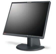 Lenovo Computer-Monitore mit Seitenverhältnis 5:4 in Schwarz