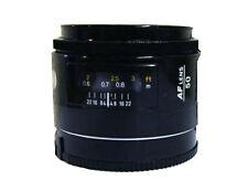 Minolta SLR Kamera-Standardobjektive mit Festbrennweite