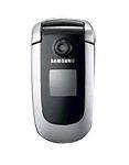 Téléphones mobiles argentés Samsung