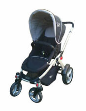 Steelcraft Single Prams 4 Wheels