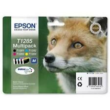 Epson Black Genuine/Original Printer Ink Cartridges