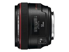 Canon EF High Quality Camera Lenses 50mm Focal