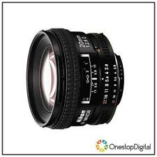 20mm Focal Wide Angle Camera Lenses for Nikon