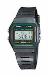 Casio Resin Band Adult Wristwatches
