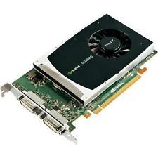 Cartes graphiques et vidéo NVIDIA Quadro pour ordinateur GDDR 5