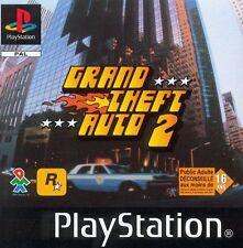 Jeux vidéo Grand Theft Auto pour Sony PlayStation 1 PAL