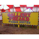 Gallery of Freaks