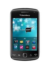Téléphones mobiles Bluetooth noirs avec écran couleur