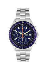 Seiko Stainless Steel Case Adult Analogue Watches