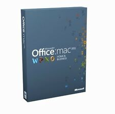 Microsoft Mac Office and Business Software for sale | eBay