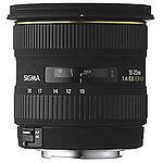 Sigma EX Canon EF-S DSLR Camera Lenses