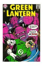 4.0 VG Grade Silver Age Green Lantern Comics Not Signed