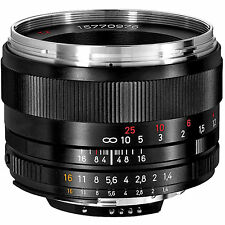 Manual Focus Portrait Camera Lenses for Nikon 50mm Focal
