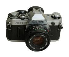 Analoge Canon AE-1 Kameras