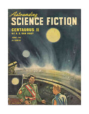 Science Fiction Monthly 1940-1979 Magazine Back Issues