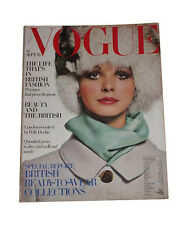 Vogue Monthly 1940-1979 Magazine Back Issues
