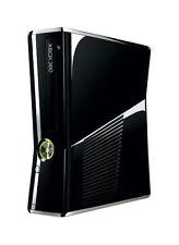 Consoles de jeux vidéo noirs pour Microsoft Xbox 360 PAL