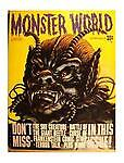 Monster Not Signed Collectible Comics Magazines