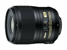 Nikon AF Macro/Close Up f/1.8 Camera Lenses 60mm