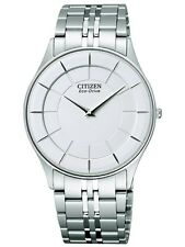 Citizen Stainless Steel Case Adult Analogue Wristwatches
