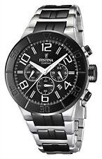 Festina Armbanduhren mit Keramik-Armband für Herren