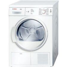 Bosch Kondenstrockner mit Wäsche
