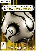 Simulation Football PC PAL Video Games