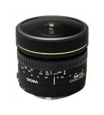 8mm Focal DSLR Camera Lenses